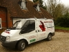 Allways Roofing Team Latest Van
