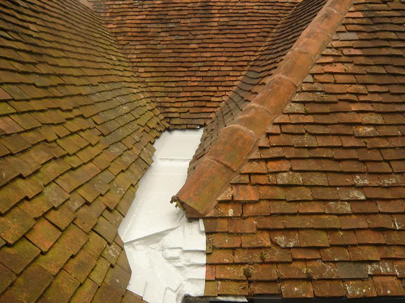 Superior Replacing Ridge Tiles