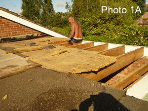 Flat Roofing Project 1A