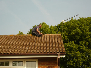 Ridge Tiles and Gables Services