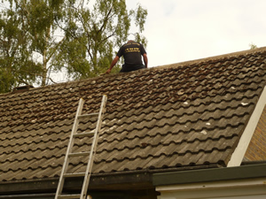 Allways Roofing - Roof Cleaning 1