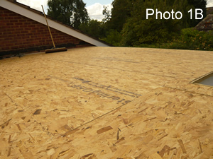 Flat Roofing Project 1B