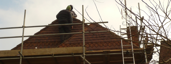 Allways Roofing Hanging Tiles Services