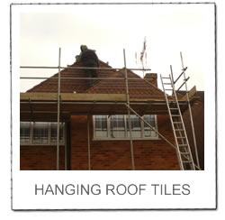 Hanging Roof Tile Services