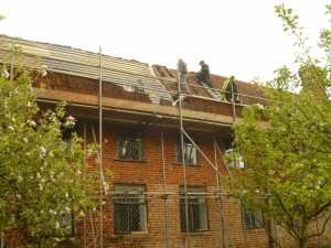 Listed and Graded Buildings Roofing Services